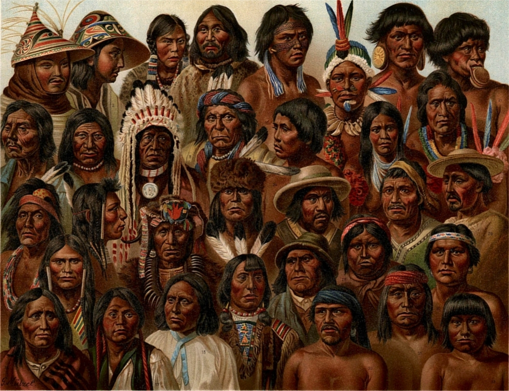 People: Native American Genocide