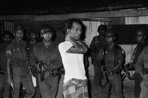 "account of the indonesian invasion and occupation of east timor Indonesia & east timor  during the indonesian invasion of timor,  is ""suppression of opposition"" the proper description of an invasion and occupation that ."