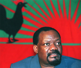 Jonas Savimbi: Our Own Terrorist | The Espresso Stalinist