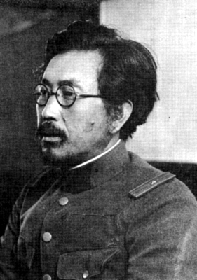 General Shirō Ishii was responsible for the operations at Unit 731.