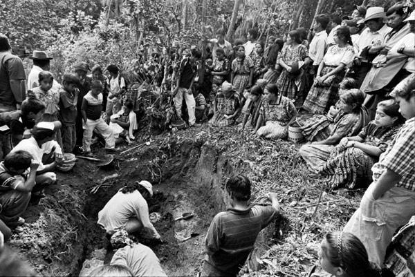 guatemaltekische Bürgerkrieg