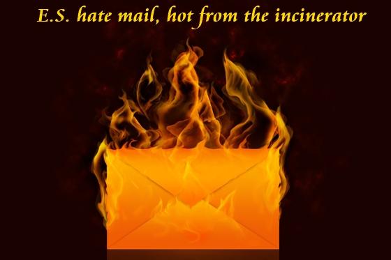 es hate mail