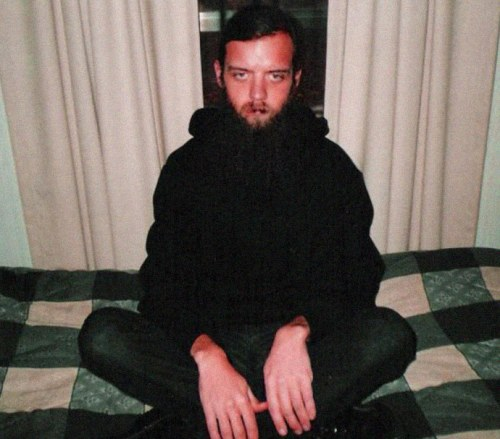 Joshua Sutter , former Aryan Nations white supremacist leader and leader of the Rural People's Party in his guise of Hindu priest, Shree Shree Kalki-Kalaratri at the Hindu New Bihar Mandir temple located on Sutter's rural South Carolina property. (Photo: newbiharmandir.org)