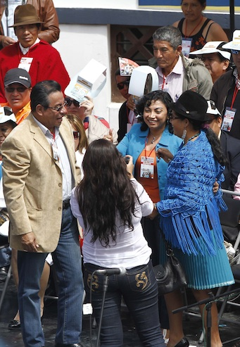 CONVENCION NACIONAL DEL MPD