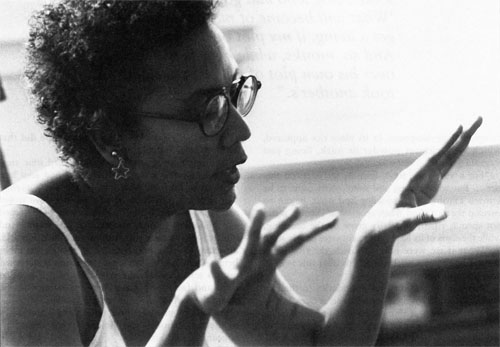bell hooks a renowned african american feminist The black feminist movement grew out of, and in response to, the black  bell  hooks comments that during the black liberation movement of the 1960s, black   in addition to this, well-known black women were often treated as tokens their .