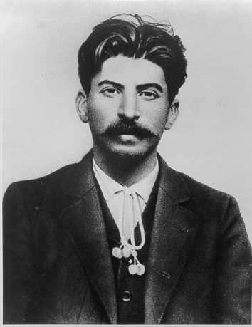 young-Bolshevik-Stalin