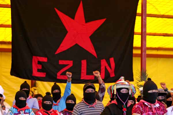 Zapatista flag