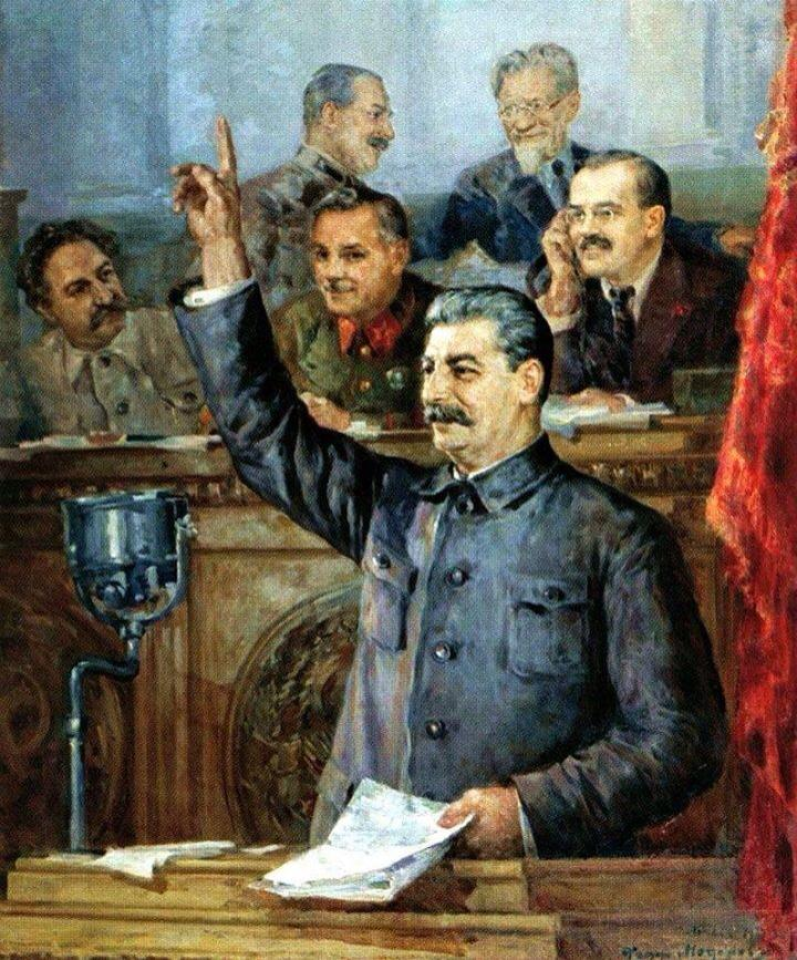 stalinism as totalitarianism essay Stalinism is the means of governing and related policies implemented by joseph stalin stalinist policies and ideas, as developed in the soviet union, included rapid.